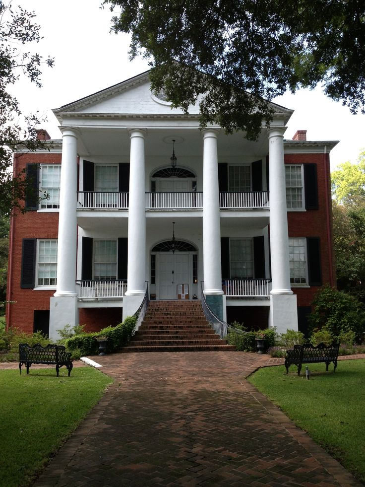 2148 best images about Homes of the old South on Pinterest ...