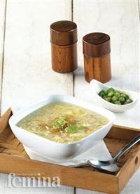 Sup Tahu Serabut