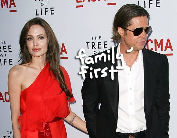 cool Brad Pitt Picks Family Over Fame By Skipping Upcoming Movie Premiere! See What He Said!