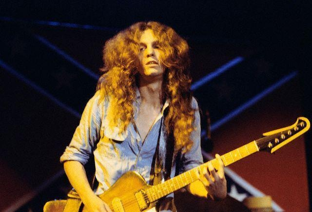 Allen Collins Ahh! Look at that hair!! :)