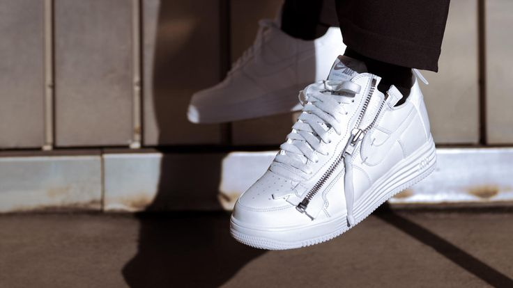 The AF100 Celebrates the Enduring Legacy of White Air Force 1s - Nike News