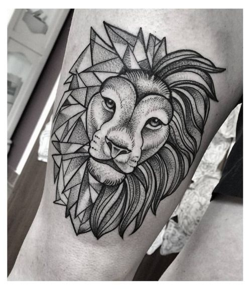 31 best Lion Tattoos Tumblr images on Pinterest | Simple ...
