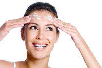huid scrubben