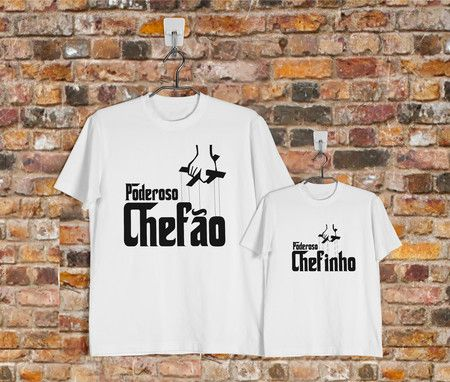 Camiseta Tal pai, Tal filho - Ladybug Personalizados