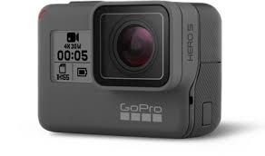 Check out the new Go Pro Hero 5! Best quality Go Pro yet! It Includes  - Voice Control  - Water Proof  (10 meters deep) - Lots of wonderful mounts for  Surfboards, helmets, and lots more!