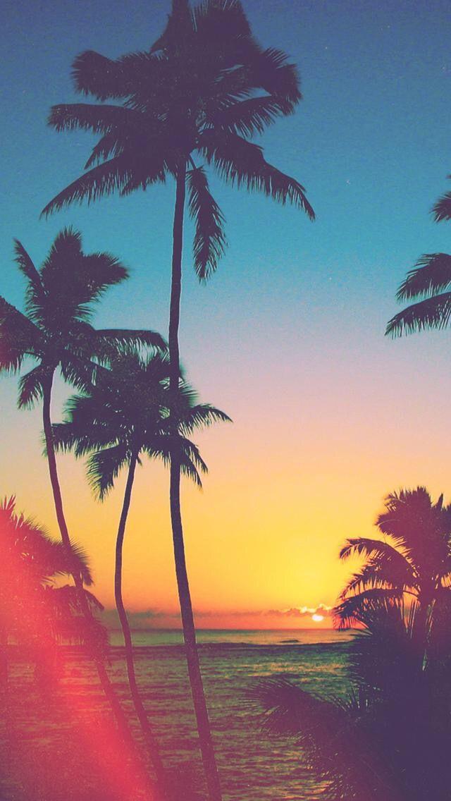 17 Best ideas about Iphone Wallpaper Summer on Pinterest  Summer wallpaper, Ocean sunset and