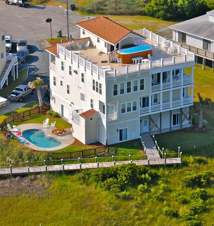 North Topsail Beach Vacation Al Vrbo 222275 9 Br Island House In Nc 1000 Any Week Mar Apr May 500 An Vacations