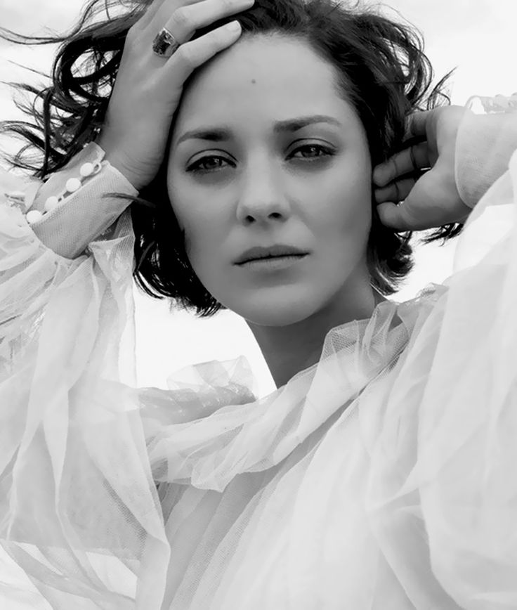 Marion Cotillard by David Slijper