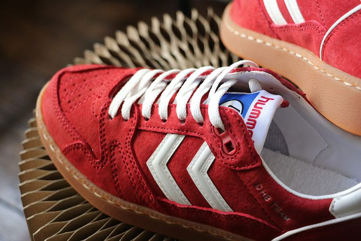 Sneakers women - Hummel DHB Team OG