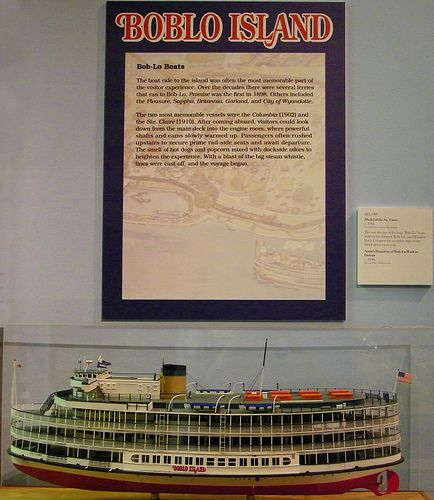 17 Best Images About Boblo Island On Pinterest