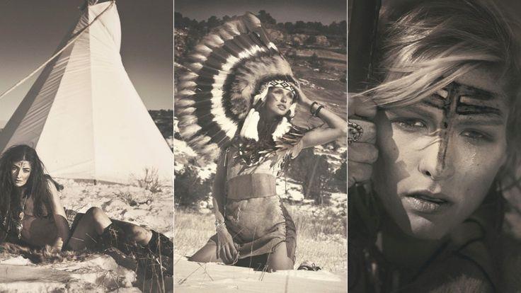 Heidi Klum Made Germany's Top Model Contestants Pose in Redface http://jezebel.com/heidi-klum-made-germanys-top-model-contestants-pose-in-1561505793