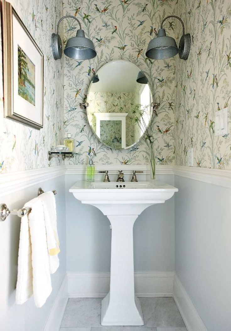 Ideas That Nobody Told You About Small Powder Room 34