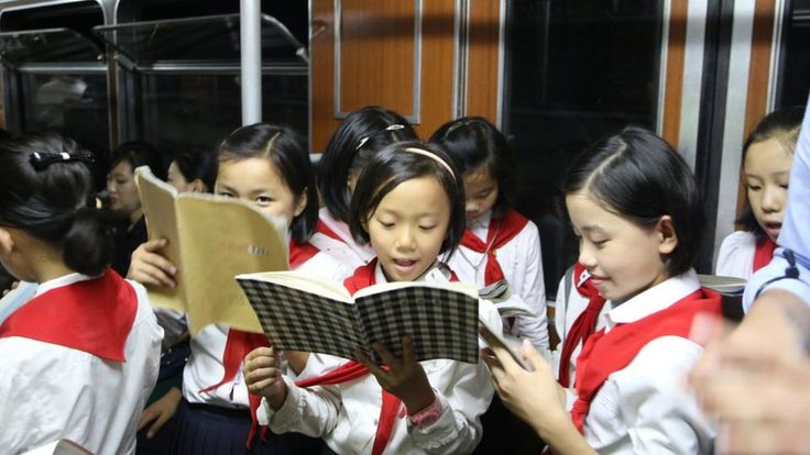 As tensions between Pyongyang and the US rise, daily life in the country continues almost as normal.