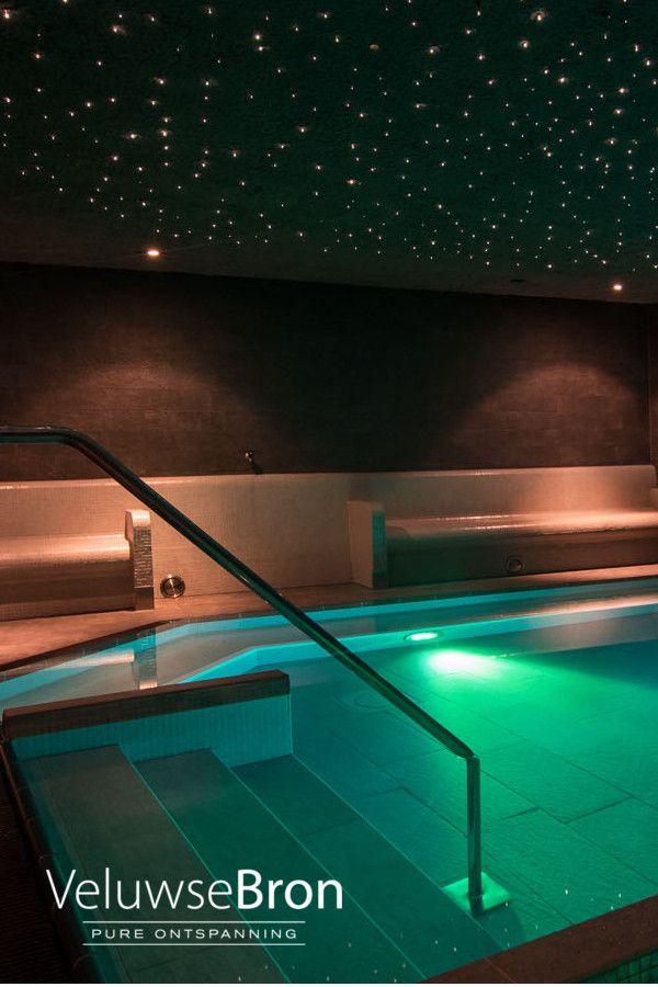 Kruidenbad bij Wellnessresort de Veluwse Bron.