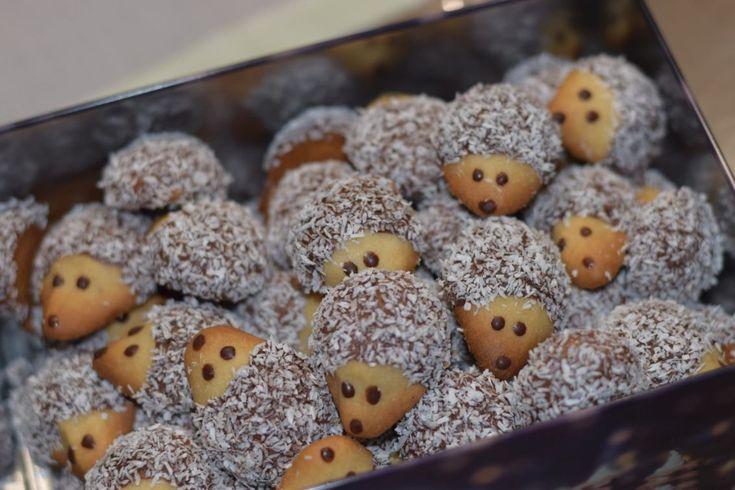 Igel Kekse gehen das ganze Jahr – zur Weihnachtszeit alle …   – Kuchen