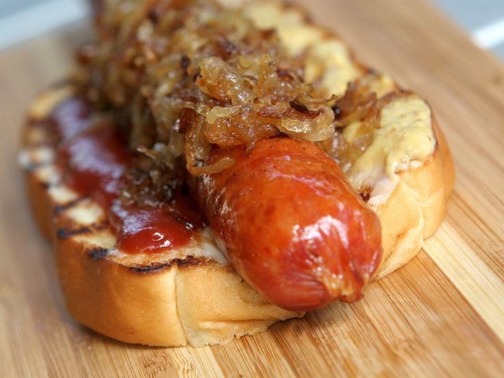 Hawaiian Hot Dog Rolls