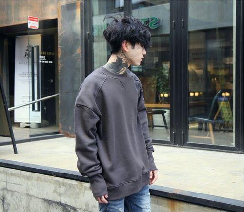 boy, tattoo, and ulzzang image