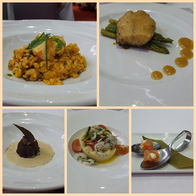 Dinner at Krystal restaurant at Riu Palace Costa Rica - All Inclusive - Restaurant fusion cuisine