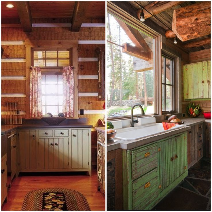 Colorado Rustic Kitchen Gallery: 384 Best Images About Retro Kitchen Cool On Pinterest