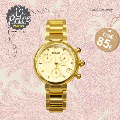 #gold #timewear #fashion2014 #ozzi_jewellery