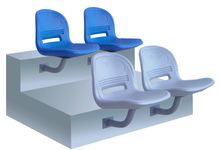 Portable Stadium Seats With Backs