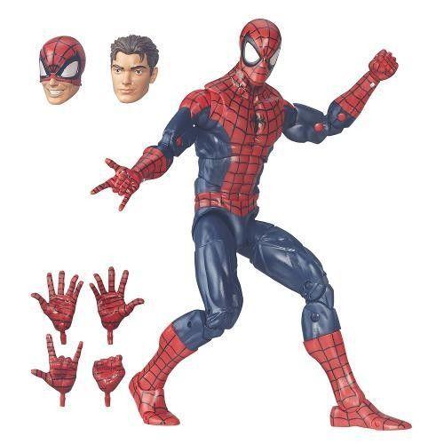 Boneco Marvel Legends - Homem Aranha - Hasbro