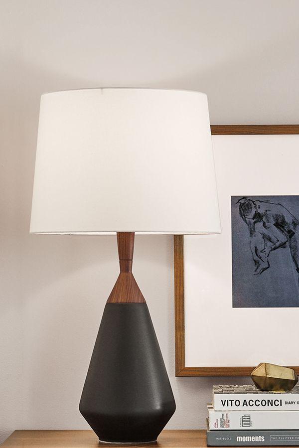 Cloak Ceramic Table Lamp Table Lamps Modern Lighting Modern
