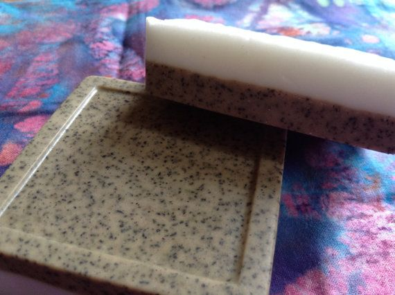 Check out this item in my Etsy shop https://www.etsy.com/ca/listing/465596047/vanilla-latte-soapscrub-bar