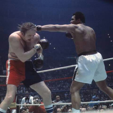 The real Rocky. Chuck Wepner.