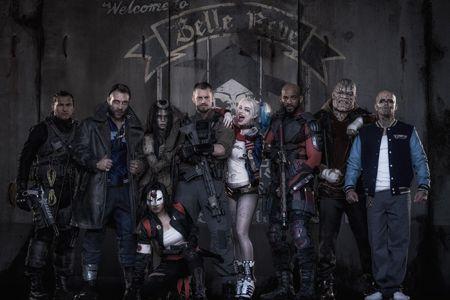 Suicide Squad - The Anti-Avengers Margot Robbie Jared Leto Will Smith Viola Davis