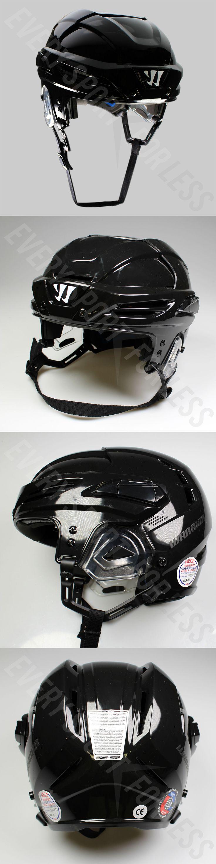 Helmets 20854: Warrior Sports Adult Covert Px+ Hockey Helmet Pxph6 - Black (New) -> BUY IT NOW ONLY: $179.99 on eBay!