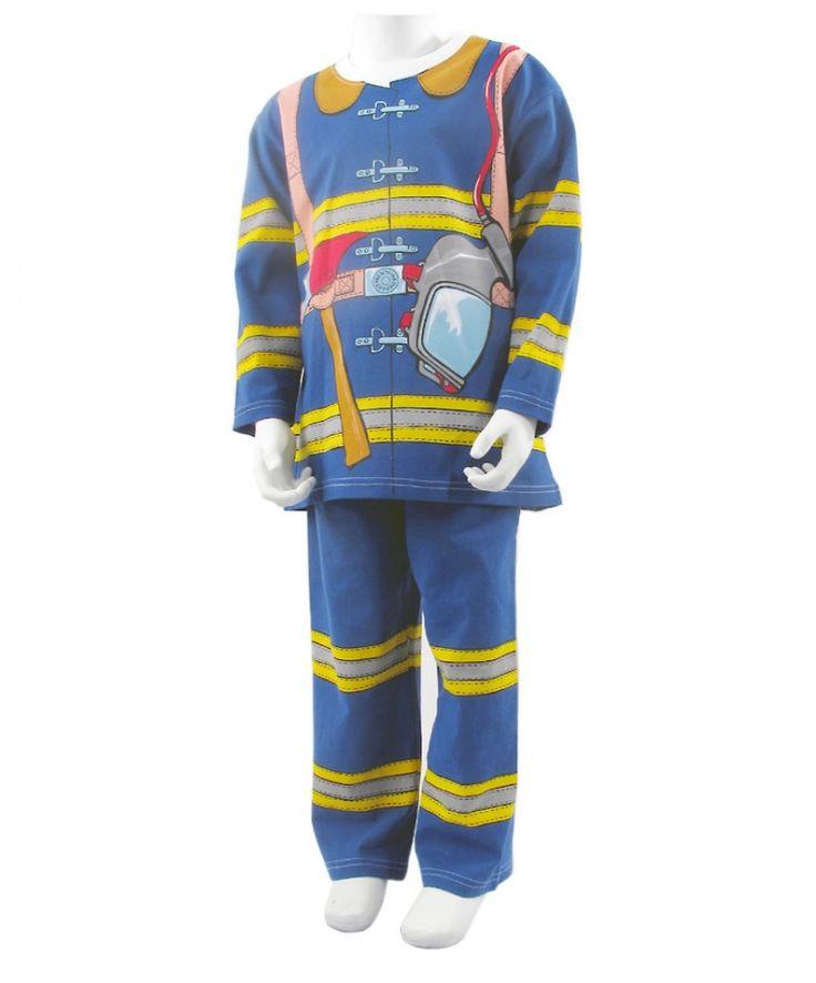"""Детский костюм-пижама """"Пожарный"""", 1 700 руб. в магазине карнавальных костюмов Bambolo"""