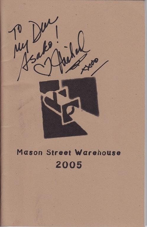 What a Glorious Feeling at Mason Street Warehouse [MI]Mason Street