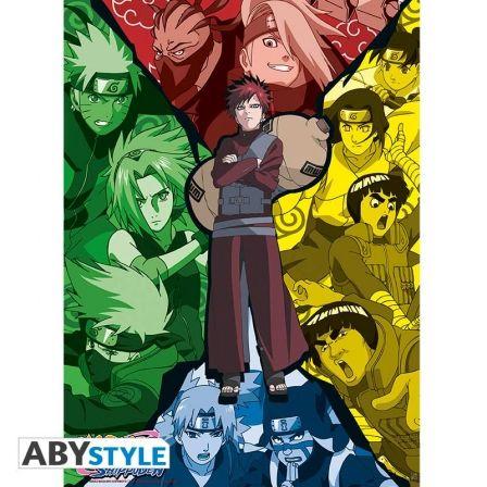 NARUTO SHIPPUDEN Poster Naruto Gaara Kazekage (52X38)