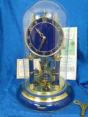 schatz 400 day german anniversary clock vintage makes a beautiful gift for usd42500 - Anniversary Clock