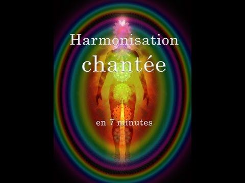 Nettoyez votre aura en 7 minutes (version chantée) - Méditation active - YouTube
