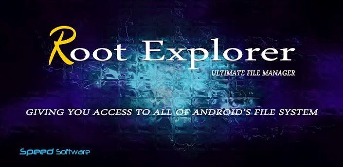 Root Explorer v3.2 APK Free Download