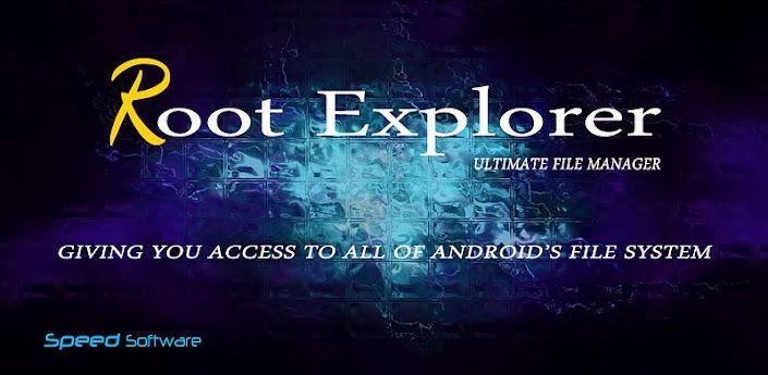 Root Explorer v3.2 APK Free Download