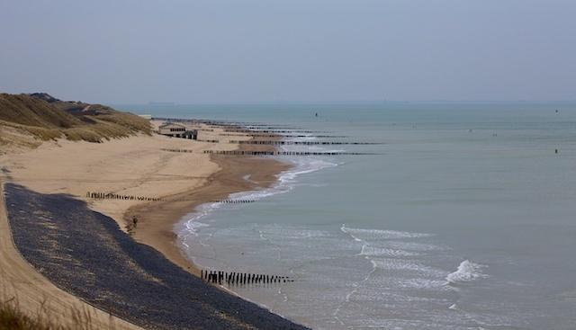 Strand bij Westkapelle