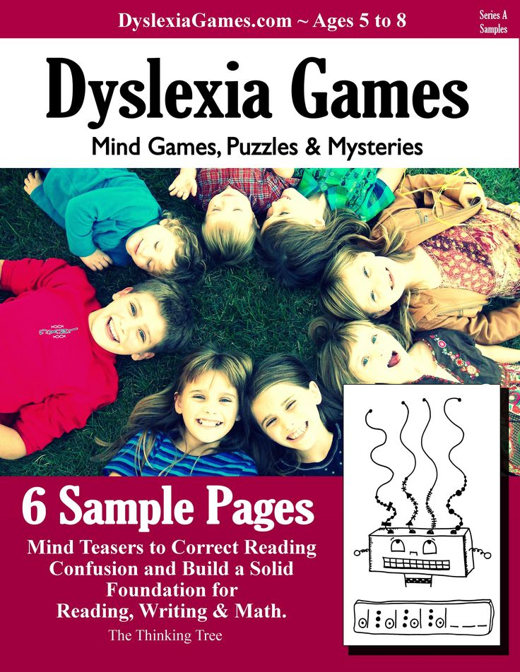 FREE Dyslexia Workbook for Ages 5 to 8 http://www.dyslexiagames.com/#!2-free-workbooks/c16d9