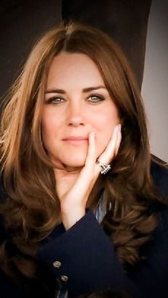 My favorite photo of Kate..