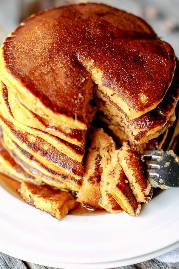recipe: food network pumpkin pancakes [27]