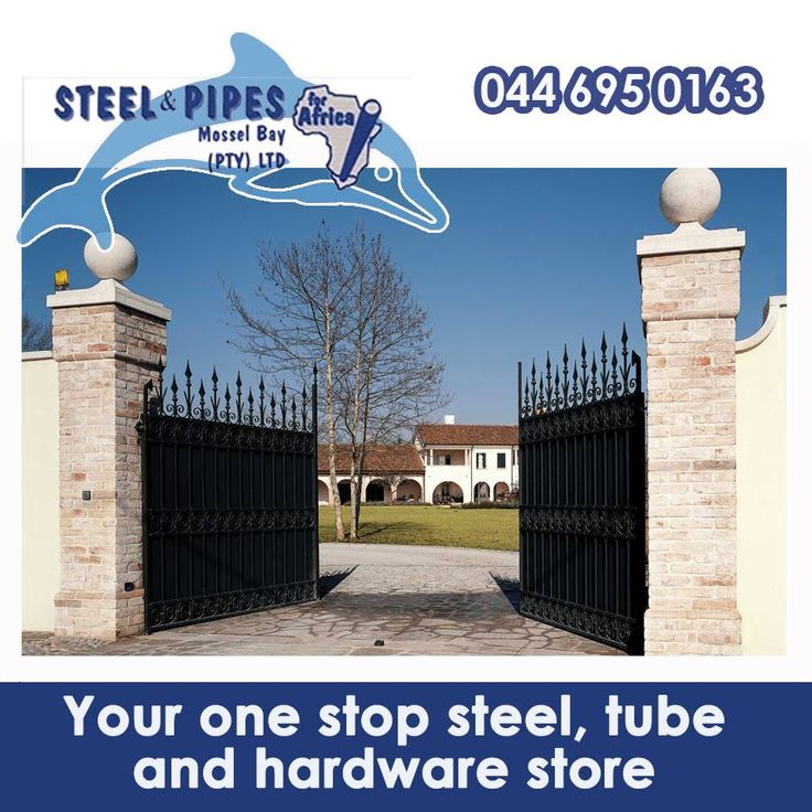 At Steel & Pipes we have a variety of modern and effective home security systems, we also stock a range of Duraslide and Duraswing gate motor products! Contact us or visit us in store and we will gladly assist you with items in your price range that suit your household best. #homeimprovement #diy #lifestyle
