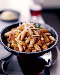 Cavatelli with Spicy Winter Squash Recipe on Food & Wine