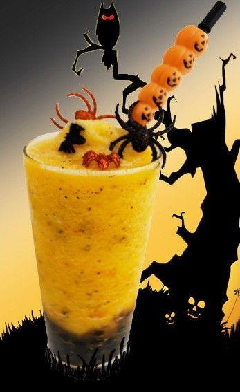 halloween slush drinks