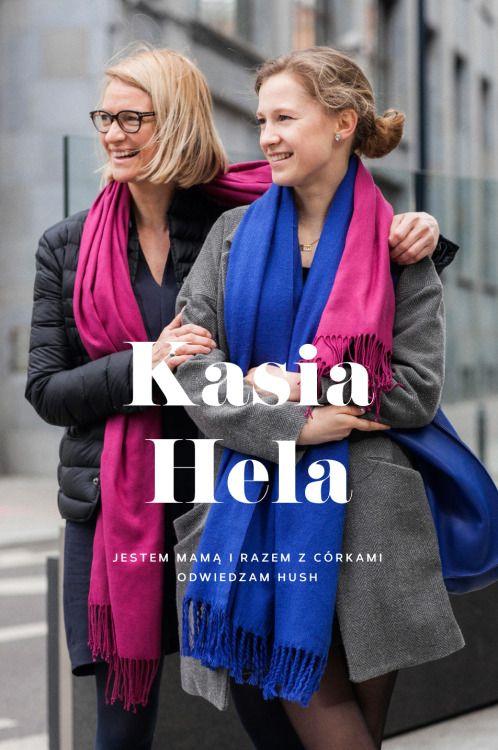 Kasia Wierzbowska to najbardziej przedsiębiorcza kobieta jaką znamy, skupia wokół siebie bardzo dużą społeczność aktywnych Pań. Bardzo dużo mówi i zawsze na temat, umiejętnie łączy potrzeby i możliwości kobiecych biznesów. Mama Heli (na zdjęciu) dostojnej licealistki, która lubi być na bieżąco z modą i chętnie odwiedza HUSH Warsaw. oprawa graficzna: MAGDA PILACZYŃSKA http://magdapilka.com photo: SZYMON BRZÓSKAhttp://stylestalker.net