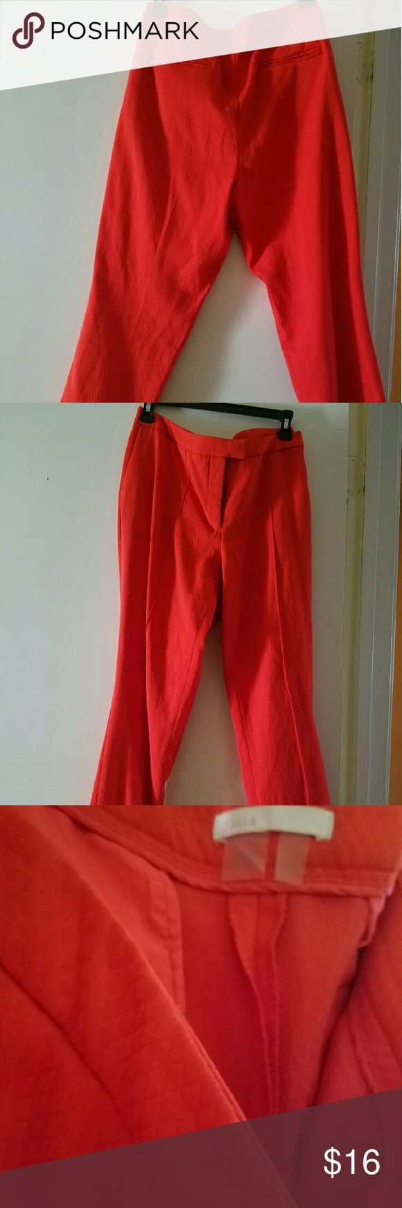 Trousers pants In very good condition, only worn 3 times. dalia Pants Trousers