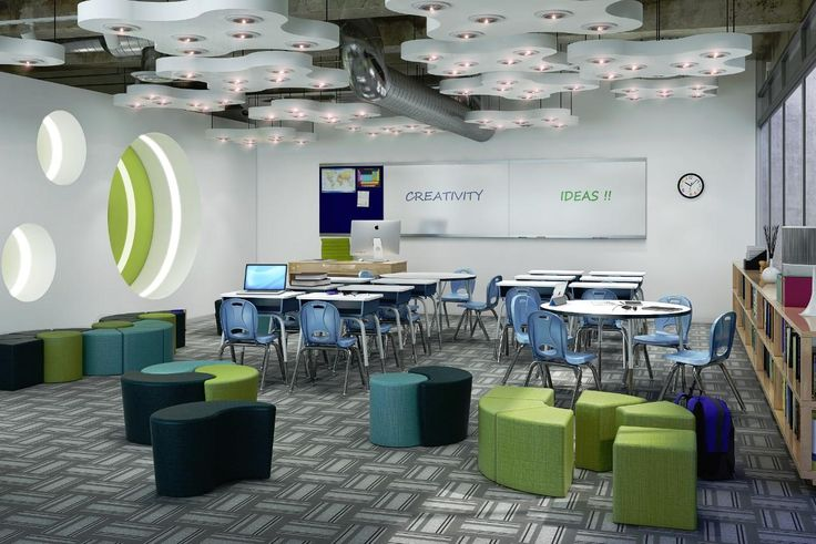 Creating adaptable learning spaces is easy with Learniture furniture!