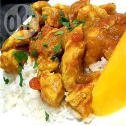 Chicken and Mango Curry @ allrecipes.co.uk