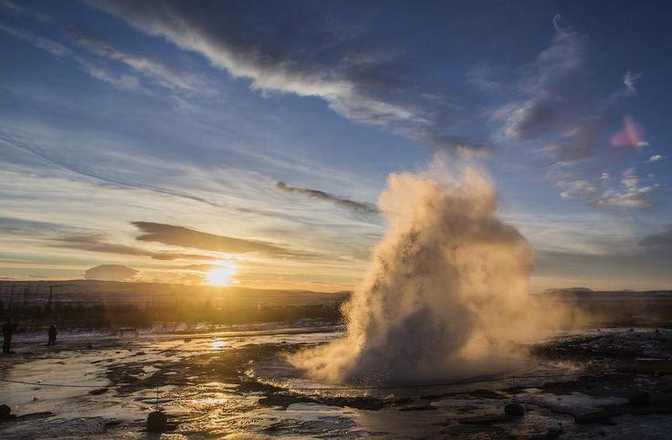 Il geyser di Geysir, quello a cui tutti devono… il nome!